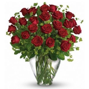 My Perfect Love Long Stemme Red Roses